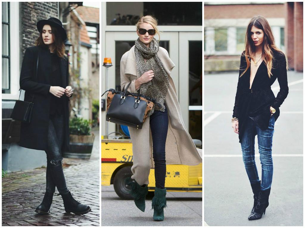 combinaison jeans bottines 5 astuces pour r ussir cette association paperbagg. Black Bedroom Furniture Sets. Home Design Ideas