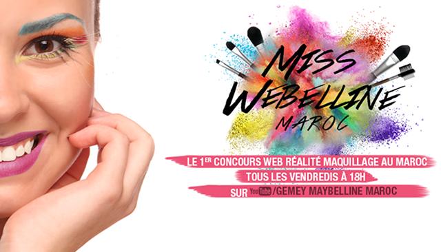 miss webelline favoris du mois